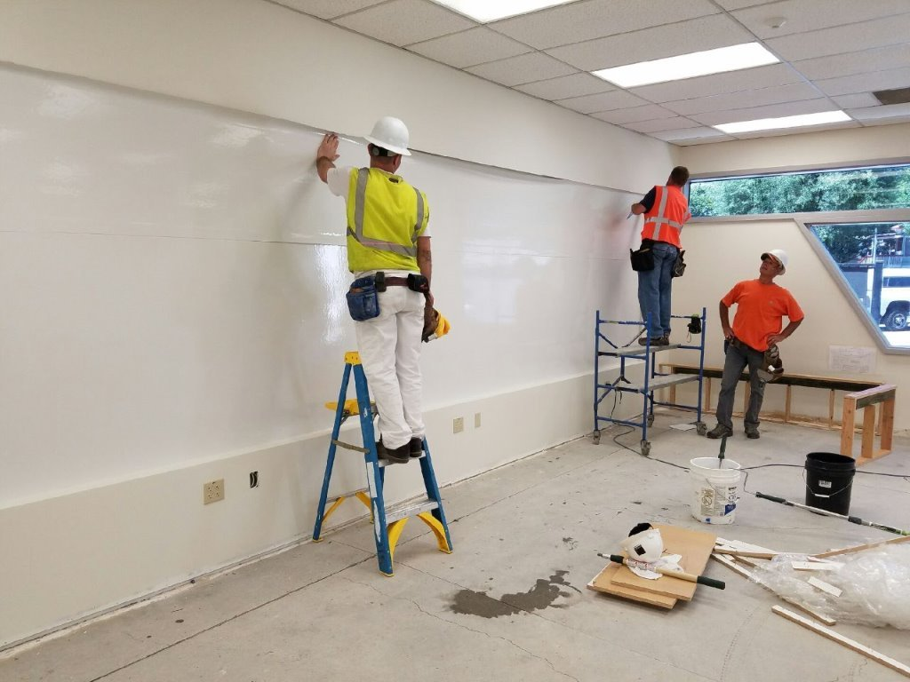White Board wallcovering san francisco bay area commercial wallcoverings fairfield vacaville ca